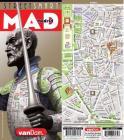 Streetsmart Madrid Map by Vandam Cover Image