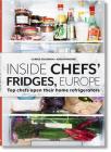 Inside Chefs' Fridges. Europe Cover Image