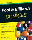Pool & Billiards for Dummies Cover Image