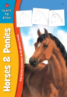 Learn to Draw Horses & Ponies: Step-by-step instructions for 25 different breeds Cover Image