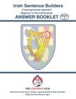 Irish Sentence Builders - A Lexicogrammar approach - Answer Book Cover Image