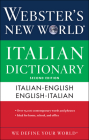 Webster's New World Italian Dictionary, 2nd Edition Cover Image