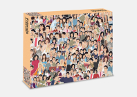 Friends: 500 Piece Jigsaw Puzzle Cover Image