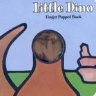 Little Dino: Finger Puppet Book: (Puppet Book for Baby, Little Dinosaur Board Book) (Little Finger Puppet Board Books #FING) Cover Image