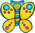 Butterfly 2-Sided Decoration Cover Image