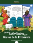 Libro de Actividades de las Fiestas de la Primavera Cover Image