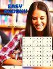 Easy Sudoku: Sudoku Puzzle Book Cover Image