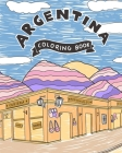 Argentina: Coloring book Cover Image