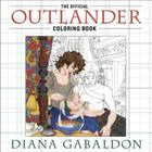 The Official Outlander Coloring Book: An Adult Coloring Book Cover Image
