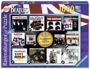 Beatles Albums 1964-66 (1000 P Cover Image