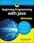 Beginning Programming with Java for Dummies (For Dummies (Computers)) Cover Image