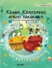 Krabis Kristofers atrod dārgumus: Latvian Edition of Colin the Crab Finds a Treasure Cover Image