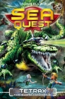 Sea Quest: Tetrax the Swamp Crocodile: Book 9 Cover Image