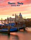 Venice, Italy Coloring Book Cover Image