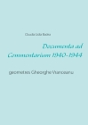 Documenta ad Commentarium 1940-1944: geometres Gheorghe Vranceanu Cover Image