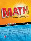 Glencoe Math, Course 1, Student Edition, Volume 1 (Math Applic & Conn Crse) Cover Image