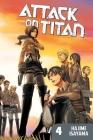 Attack on Titan 4 Cover Image