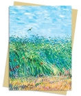 Van Gogh: Wheat Field with a Lark Greeting Card Pack: Pack of 6 (Greeting Cards) Cover Image