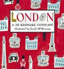 London: A 3D Keepsake Cityscape Cover Image