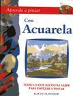 Aprenda a Pintar Con Acuarela Cover Image