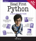 Head First Python: A Brain-Friendly Guide Cover Image