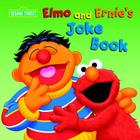 Elmo and Ernie's Joke Book Cover Image