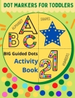 Big Guided Dots - Activity Book Cover Image