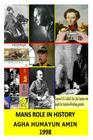 Mans Role in History Cover Image