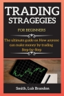 Trading Strategies for Beginners: The ultimate guide on How anyone can make money by trading Step-by-Step Cover Image