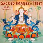 Sacred Images of Tibet 2020 Wall Calendar: Thangka Meditation Paintings by the Tsering Art School Cover Image