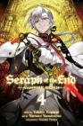 Seraph of the End, Vol. 4: Vampire Reign Cover Image