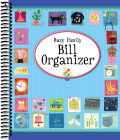 Busy Family Bill Organizer Cover Image