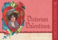 Victorian Valentines Postcard Book Cover Image