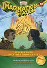 Imagination Station Books 3-Pack: Challenge on the Hill of Fire / Hunt for the Devil's Dragon / Danger on a Silent Night Cover Image
