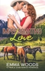 Impersonating Love: Christian Contemporary Romance Cover Image