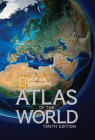 National Geographic Atlas of the World, Tenth Edition Cover Image