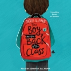 The Boy at the Back of the Class Lib/E Cover Image