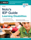 Nolo's IEP Guide: Learning Disabilities Cover Image