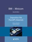 BMI v. Minicom Deposition File, Plaintiff's Materials: Deposition File, Plaintiff's Materials Cover Image