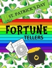 St. Patrick's Day Fortune Tellers: Paper Folding Templates; Origami for Kids Cover Image