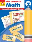 Skill Sharpeners Math Grade 2 (Skill Sharpeners: Math) Cover Image