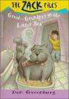 Great Grandpa's in the Litter Box (Zack Files (Prebound) #1) Cover Image