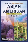 The Top 20 Illustrated Asian and American Destinations [with Pictures]: 2 Books in 1 Cover Image