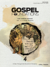 Gospel Foundations for Students: Volume 4 - The Coming Rescue, 4 Cover Image