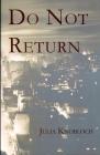Do Not Return Cover Image
