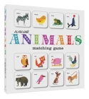 Alain Grée Animals Matching Game: (Card Games for Children, Memory Games for Kids, Animal Flash Cards Matching Game) Cover Image