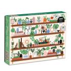 Plant Shelfie 1000 Piece Puzzle Cover Image