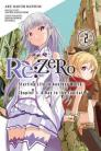 RE: Zero -Starting Life in Another World-, Chapter 1: A Day in the Capital, Vol. 2 (Manga) Cover Image