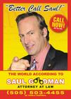 Better Call Saul: The World According to Saul Goodman Cover Image