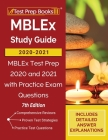 MBLEx Study Guide 2020-2021: MBLEx Test Prep 2020 and 2021 with Practice Exam Questions [7th Edition] Cover Image